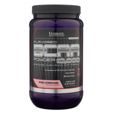 ULTIMATE Flavored BCAA 12.000 457 г, Розовый лимонад