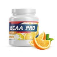 GENETICLAB BCAA Pro Powder 500 г, Апельсин