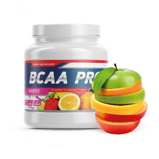 GENETICLAB BCAA Pro Powder 500 г, Фруктовый пунш