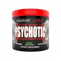 INSANE LABZ Psychotic 35 порц, Яблоко