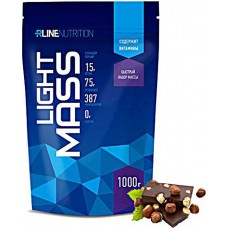 RLINE LIGHT MASS 1000 г, Шоколад