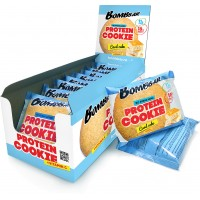 BOMBBAR Протеиновое печенье 60г, Творожный кекс