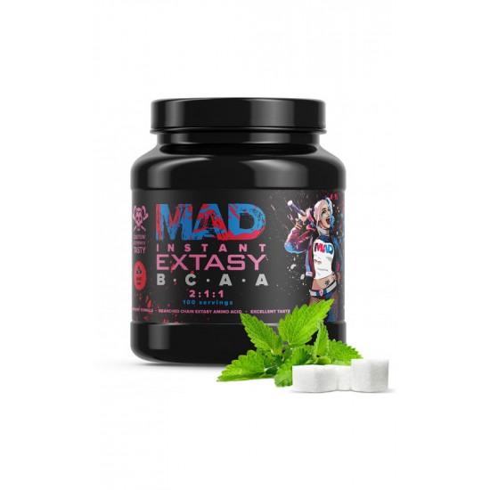 MAD BCAA 211 500г, Сладкая мята
