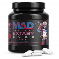 MAD BCAA 211 500г, Малина