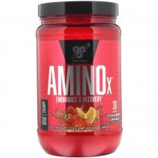 BSN Amino-X 30 порц, Клубника-апельсин
