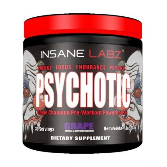 INSANE LABZ Psychotic 35 порц, Виноград