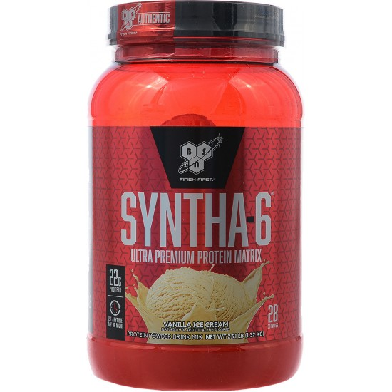 BSN Syntha-6 1,32 кг, Ваниль