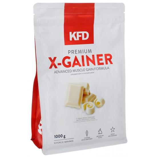 KFD X-Gainer 1 кг, Белый шоколад