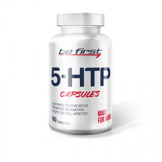 BE FIRST 5-HTP 60 капc