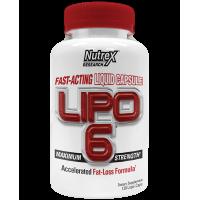 NUTREX Lipo-6 120 кап