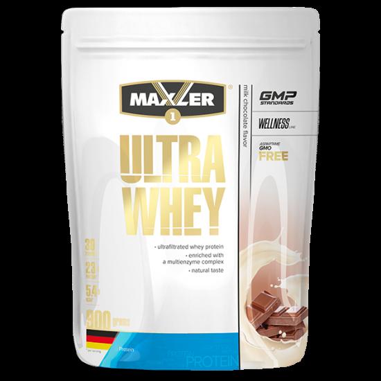 MAXLER ULTRA WHEY 900г, Молочный шоколад