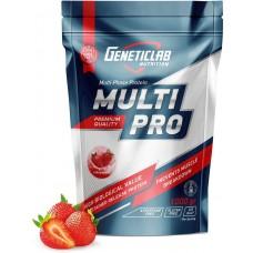 GENETICLAB Multi Pro 1 кг, Клубника
