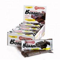 Bombbar Протеиновый батончик 60г, шоколад