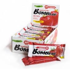 Bombbar Протеиновый батончик 60г, клубника