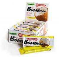 Bombbar Протеиновый батончик 60г, кокос