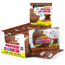 BOMBBAR Протеиновое печенье 40г, Шоколадный брауни