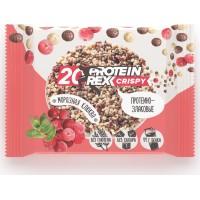 ProteinRex Протеино-злаковые хлебцы 55г, Морозная клюква