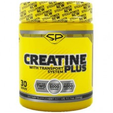 STEEL POWER Creatine Plus 300г, Лесные ягоды