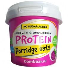 BOMBBAR Протеиновая каша 60г, Малина
