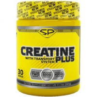 STEEL POWER Creatine Plus 300г, Тропик Микс