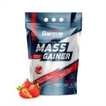 GENETICLAB MASS GAINER 1кг, Клубника