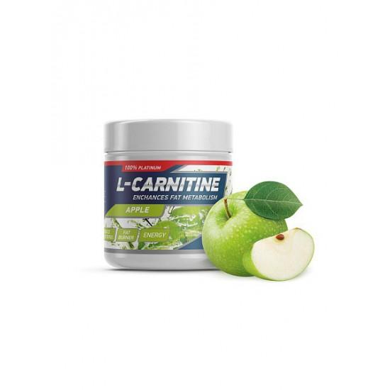 GENETICLAB L-Carnitine Powder 150 г, Яблоко