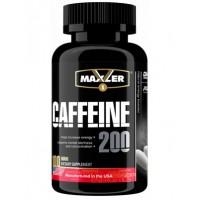 MAXLER Caffeine 200mg 100таб