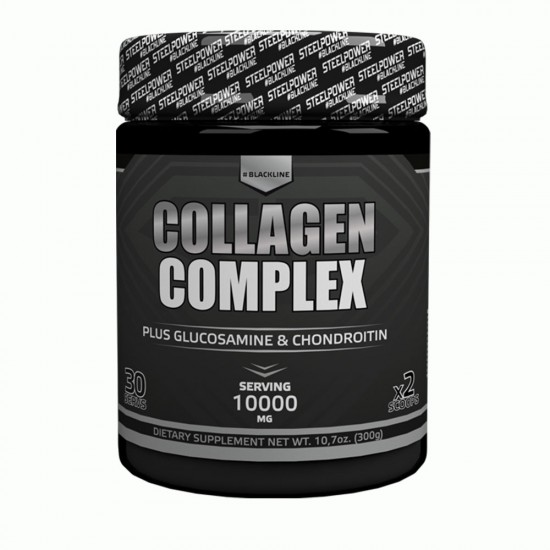 STEEL POWER Collagen complex 300г, Ананас