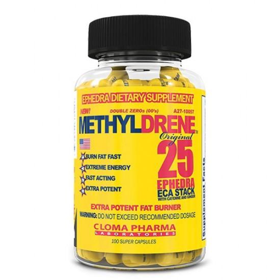 CLOMA PHARMA Methyldrene 100 кап