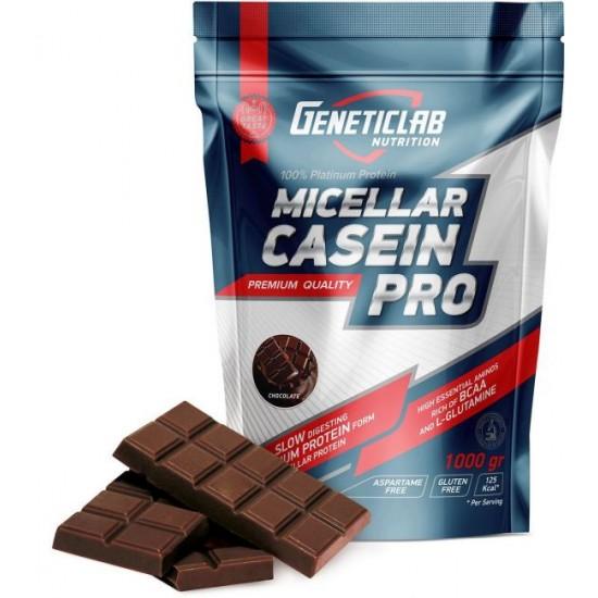 GENETICLAB Casein Pro 1 кг, Шоколад