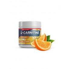 GENETICLAB L-карнитин Powder 150 г, Апельсин