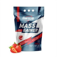 GENETICLAB MASS GAINER 3кг, Клубника
