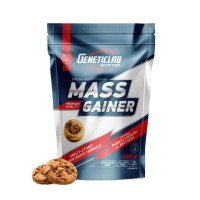GENETICLAB MASS GAINER 3кг, Печенье