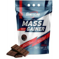 GENETICLAB MASS GAINER 3кг, Шоколад