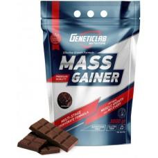 GENETICLAB MASS GAINER 3кг, Шоколад