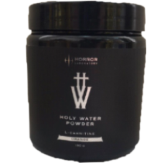 HORROR Lab HOLY WATER Powder (Л-карнитин) 150г, Апельсин