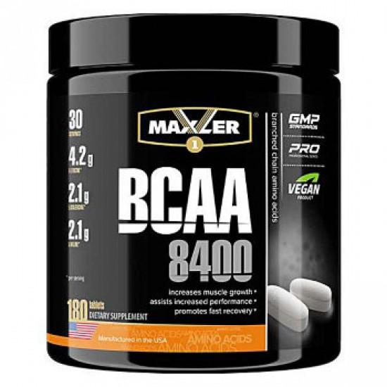 Maxler BCAA 8400 180 таб