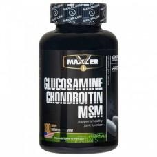 MAXLER Glucosamine-Chondroitin-MSM 90 таб