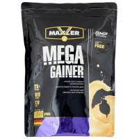 MAXLER Mega Gainer 1 кг, Ваниль