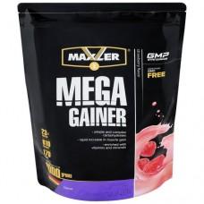 MAXLER Mega Gainer 1 кг, Клубника