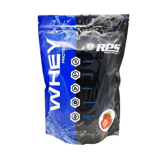 RPS Whey Protein 1000 г, Клубника