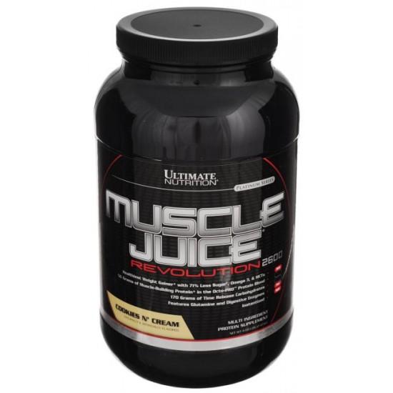 ULTIMATE Muscle Juice Revolution 2,12 кг, Печенье крем