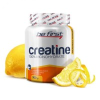 BE FIRST Creatine Powder 300 г, Лимон