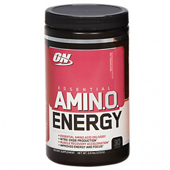OPTIMUM NUTRITION Amino Energy 30 порц, Мокко Капучино
