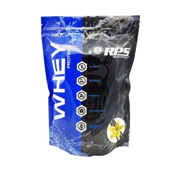 RPS Whey Protein 1000 г, Ваниль