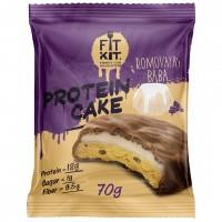 FIT KIT PROTEIN CAKE 70гр, Ромовая баба