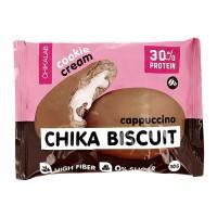 CHIKALAB Печенье неглазированное с начинкой 50 гр, Бисквит капучино