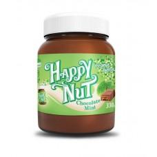 Арахисовая паста Happy Nut шоколад с мятой 330г