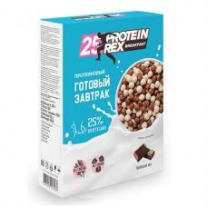 ProteinRex Готовый завтрак 250г, Шоколад