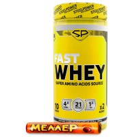 STEEL POWER Fast Whey Protein 300г, Сливочная карамель